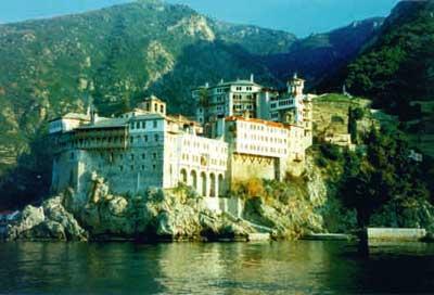Monastýr Zygos na Svaté Hoře