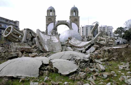 Kosovo - jak to vidí Yetty