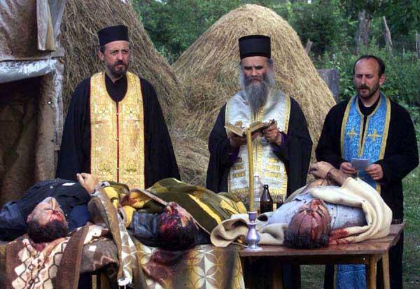 Golgota kosovských Srbů a menšinových skupin v poválečném Kosovu